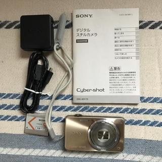 SONY - SONI デジタルスチムカメラ DSC-WX170