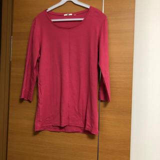 ユニクロ(Tシャツ(半袖/袖なし))