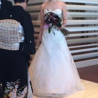 ヴェラウォン(Vera Wang)のカサブランカブライダル ウェディングドレス(ウェディングドレス)