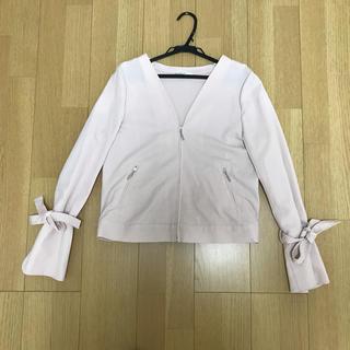 ウィルセレクション(WILLSELECTION)のウィルセレクション  上着ジャケット (ノーカラージャケット)