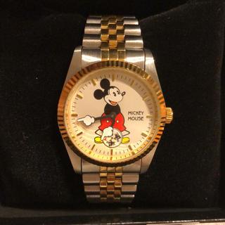 ディズニー(Disney)のオールドディズニー・腕時計 新品未使用(腕時計(アナログ))