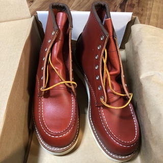 REDWING - 新品未使用!REDWING Classic Work size25クーポンでお得
