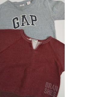 ギャップ(GAP)の長袖 90 GAP 2セット(Tシャツ/カットソー)
