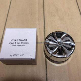 ジルスチュアート(JILLSTUART)の新品未使用 ジルスチュアート チーク&アイブロッサム 05(チーク)