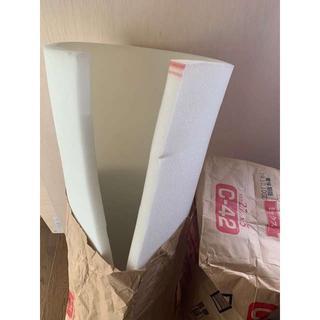 張替え用ウレタン 白 厚さ2cm  体積2000~4500(エフェクター)
