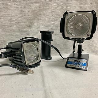 ビデオライト VL-202