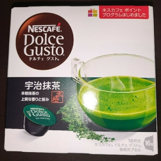 Nestle - 【ネスレ】【ドルチェグスト】宇治抹茶・宇治抹茶ラテ