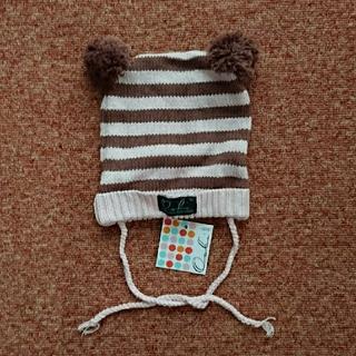 ウーヴィーベビー(Oobi BABY)のOobi baby ベビー ニット 帽子 かわいい♪(帽子)
