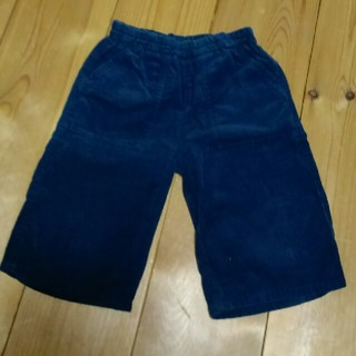 ムジルシリョウヒン(MUJI (無印良品))の無印良品 コーデュロイパンツ 80(パンツ)