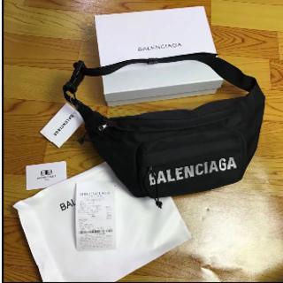 バレンシアガ(Balenciaga)の正規品バレンシアガ  ウエストポーチ  BALENCIAGA(ウェディングドレス)