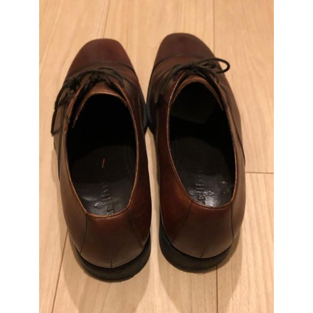 Cole Haan(コールハーン)の【美品】Cole Haan コールハーン 茶色 革靴 メンズの靴/シューズ(ドレス/ビジネス)の商品写真