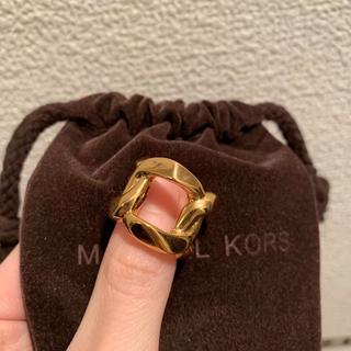マイケルコース(Michael Kors)のマイケルコース 指輪(リング(指輪))