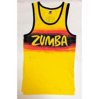 Zumba - ☆正規品☆ズンバZumba黄色のタンクトップサイズ:XS