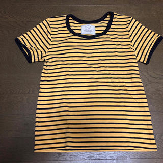 アングリッド(Ungrid)のUngrid ボーダーTシャツ(Tシャツ(半袖/袖なし))