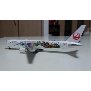 JAL(日本航空) - 新品 JAL B767‐300ER ディズニーリゾート35周年特別塗装ジェット