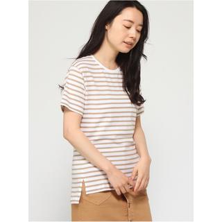 レプシィム(LEPSIM)のlepsim トルココットンクルーSS(Tシャツ(半袖/袖なし))