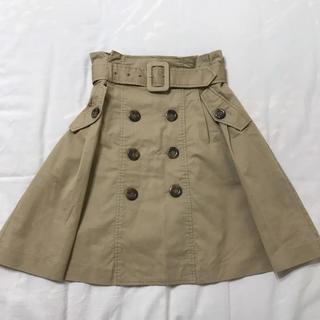 ByeBye - トレンチスカート  バイバイ