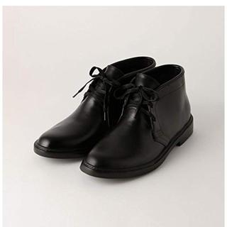 ビューティアンドユースユナイテッドアローズ(BEAUTY&YOUTH UNITED ARROWS)のBY PVC チャッカブーツBEAUTY&YOUTH UNITED ARROWS(ブーツ)