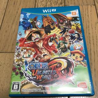 Wii U - ワンピース アンリミテッドワールド R Wii U版