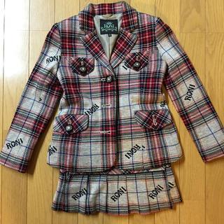 ロニィ(RONI)のRONI スーツ 120(ドレス/フォーマル)