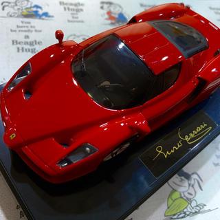 Ferrari - 1/32スケール ラジコン エンツォ フェラーリ