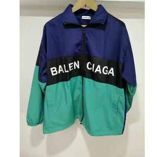 バレンシアガ(Balenciaga)のBALENCIAGA バレンシアガ ジャケット (ナイロンジャケット)