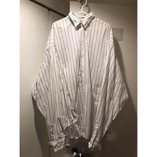 バレンシアガ(Balenciaga)のミスターチャイルド オーバーサイズシャツ(シャツ)