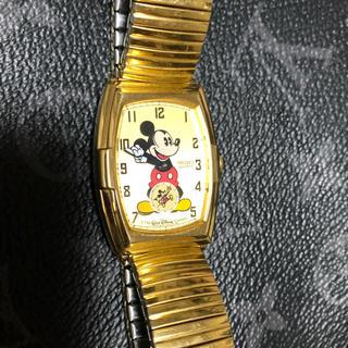 セイコー(SEIKO)の激レア!! SEIKO セイコー 腕時計 ミッキー 60周年 限定モデル(腕時計)