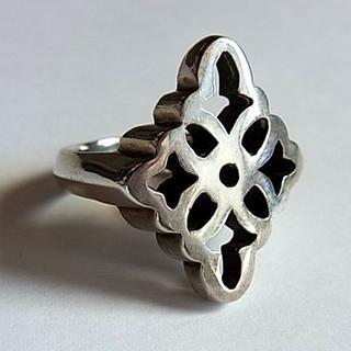エーアンドジー(A&G)の新品エーアンドジーA&Gリング指輪19号SVシルバー925廃番レア廃盤(リング(指輪))