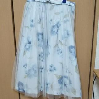 ノエラ(Noela)のチュールスカート(ひざ丈スカート)