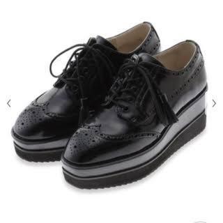 スナイデル(snidel)のSNIDEL オックスフォードシューズ M(ローファー/革靴)