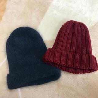 レプシィム(LEPSIM)のLEPSIM その他 ニット帽セット(ニット帽/ビーニー)