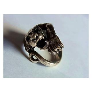 ディールデザイン(DEAL DESIGN)の廃番ディールデザインDEAL DESIGNパンサー リング指輪19号SVシルバー(リング(指輪))