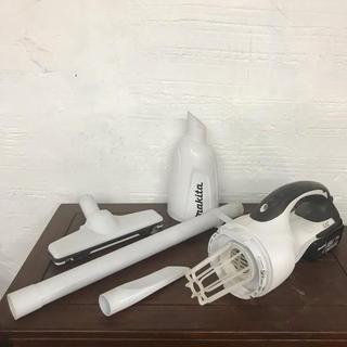 マキタ(Makita)のMakita CL180FD バッテリー付き、プレフィルター無し(掃除機)