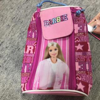 バービー(Barbie)のバービー ビンテージポーチ(キャラクターグッズ)