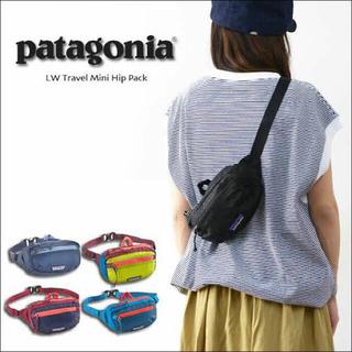 patagonia - パタゴニア ウエストポーチ ミニ