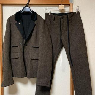 サンシー(SUNSEA)のSUNSEA 16AW British Wool Jacket セットアップ(テーラードジャケット)