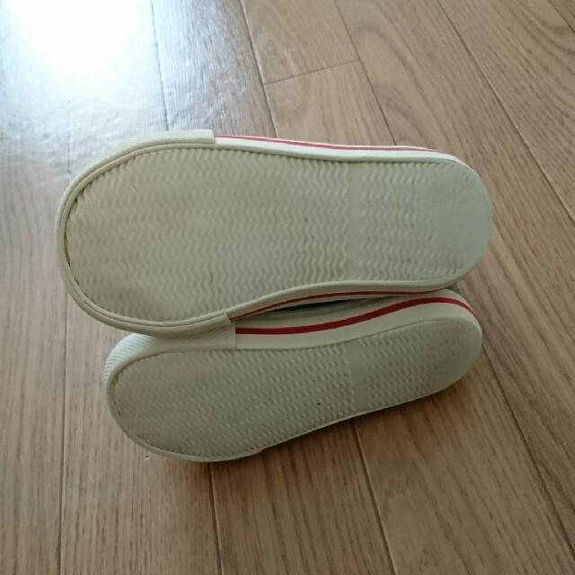 ampersand(アンパサンド)のAMPERSAND スニーカー 16センチ キッズ/ベビー/マタニティのキッズ靴/シューズ (15cm~)(スニーカー)の商品写真