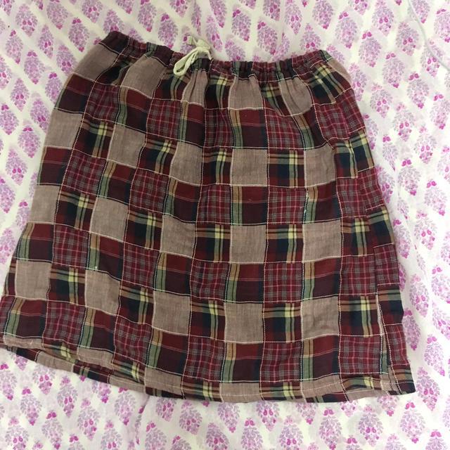 EASTBOY(イーストボーイ)のEast Boy コットン100%スカート レディースのスカート(ひざ丈スカート)の商品写真