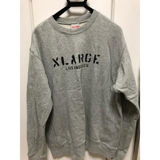 エクストララージ(XLARGE)のエクストララージ  スウェット XLARGE ビックサイズ(スウェット)