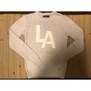 ロンハーマン(Ron Herman)のsafari掲載 LA.cotton knit(ニット/セーター)