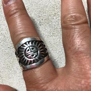 インディアンジュエリー ホピ リング(リング(指輪))
