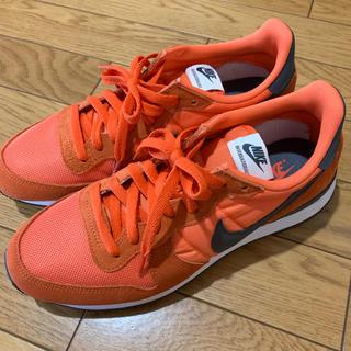 ナイキ(NIKE)のナイキ 631754 インターナショナリスト オレンジ(スニーカー)