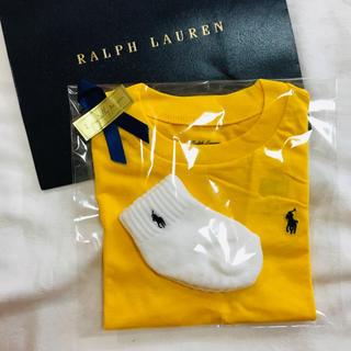 Ralph Lauren - 3連休限定セール!ラルフローレン☆Tシャツ90センチギフト