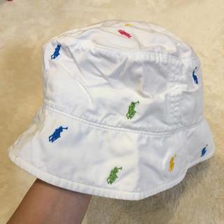 Ralph Lauren - ラルフローレン 帽子 ハット マルチカラー 54cm