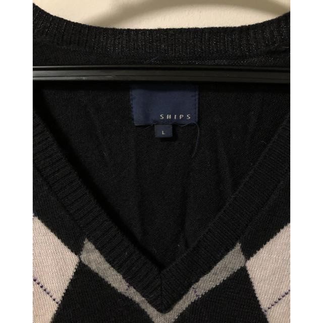 SHIPS(シップス)のニット セーター SHIPS メンズのトップス(ニット/セーター)の商品写真