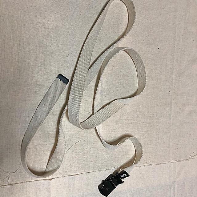 HARE(ハレ)のHARE ロングガチャベルト メンズのファッション小物(ベルト)の商品写真