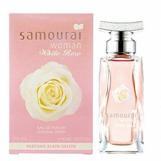 サムライ(SAMOURAI)のサムライウーマン ホワイトローズ  香水(香水(女性用))