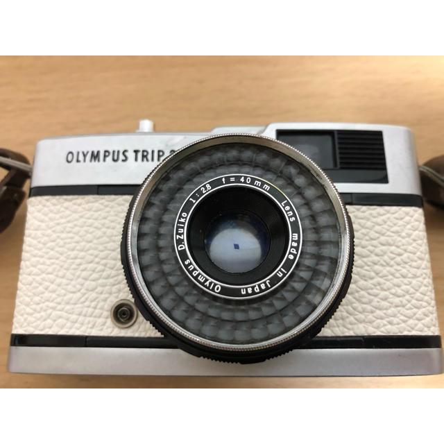 OLYMPUS(オリンパス)のOLYMPUS フィルムカメラ スマホ/家電/カメラのカメラ(フィルムカメラ)の商品写真