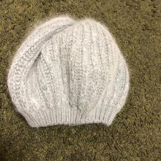 アングリッド(Ungrid)のUngrid ニットベレー帽(ハンチング/ベレー帽)